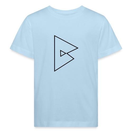 dstrbng official logo - Kids' Organic T-Shirt