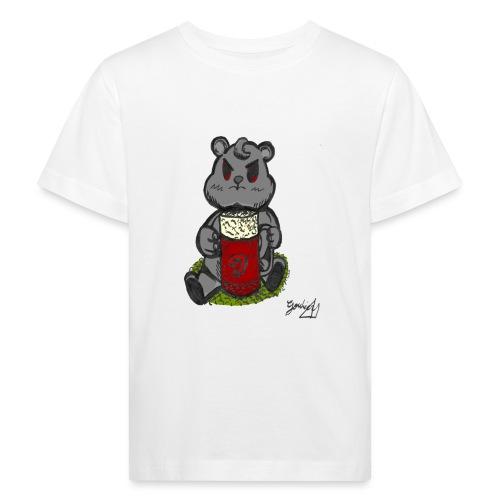 Ours en colère AngelerasCorp - T-shirt bio Enfant