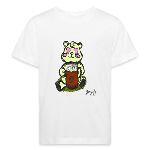 Ours Amoureux AngelerasCorp - T-shirt bio Enfant