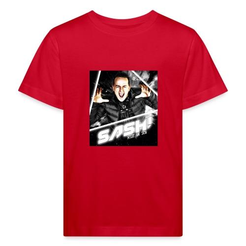 SASH! ***Scream Live Dj Set*** - Kids' Organic T-Shirt