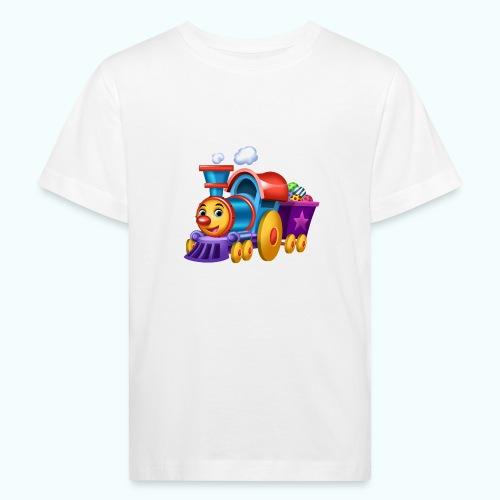 Arthur Little Train Collection - Kids' Organic T-Shirt