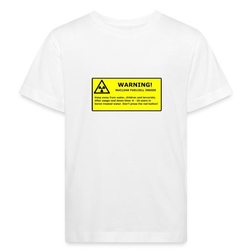 nuclear handy png - Kinder Bio-T-Shirt