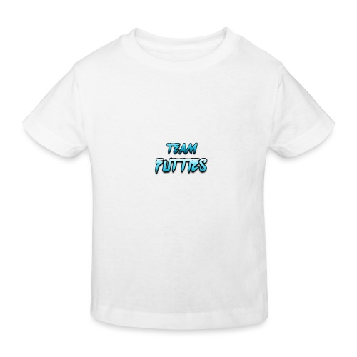 Team futties design - Kids' Organic T-Shirt
