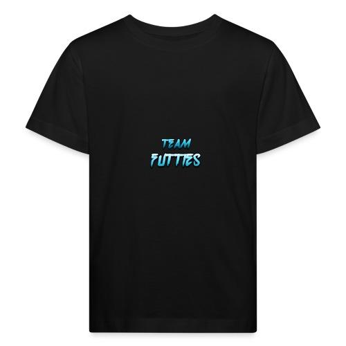 Team futties design - Kids' Organic T-Shirt