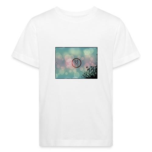 Llama Coin - Kids' Organic T-Shirt