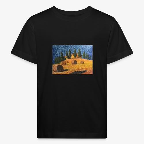 tuscany - Kids' Organic T-Shirt