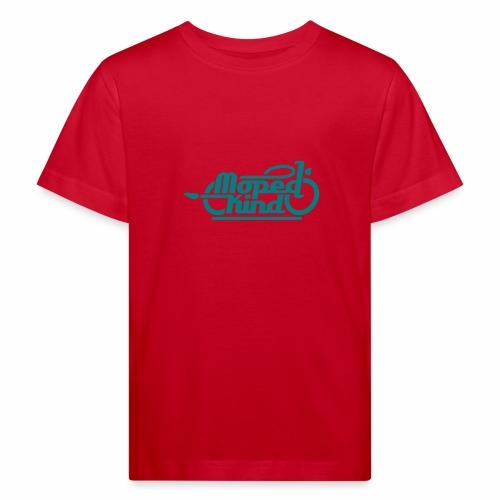 Moped Kind / Mopedkind (V1.0) - Kids' Organic T-Shirt