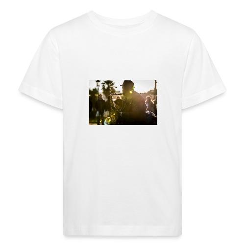Shaka saxo - T-shirt bio Enfant