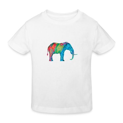 Elefant - Kids' Organic T-Shirt
