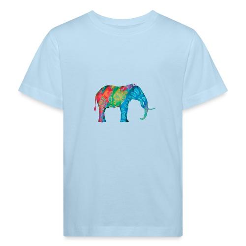 Elefant - Kids' Organic T-Shirt