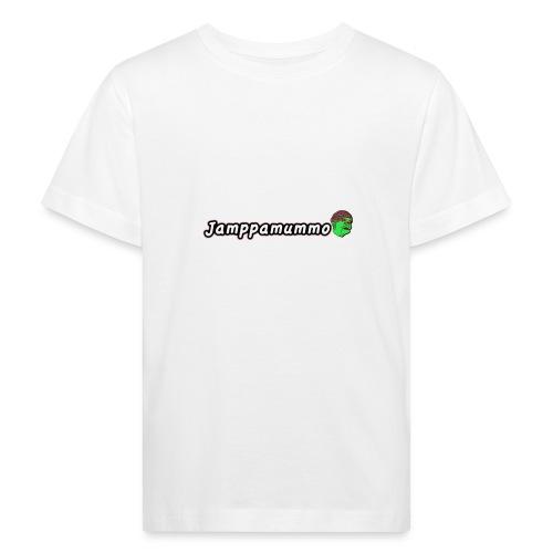 Jamppamummo! - Lasten luonnonmukainen t-paita