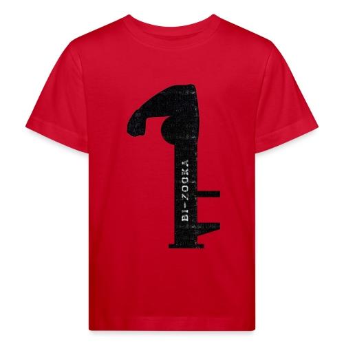bi zooka - Organic børne shirt