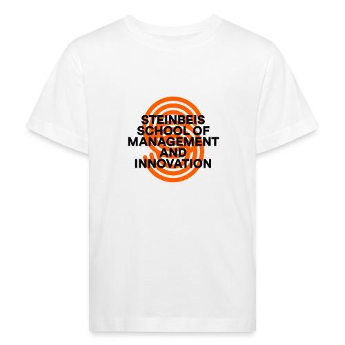 SUPERSIGN + SCHRIFTZUG - Kinder Bio-T-Shirt