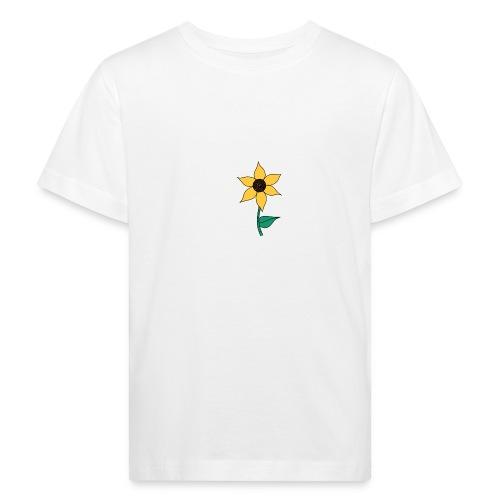 Sunflower - Kinderen Bio-T-shirt