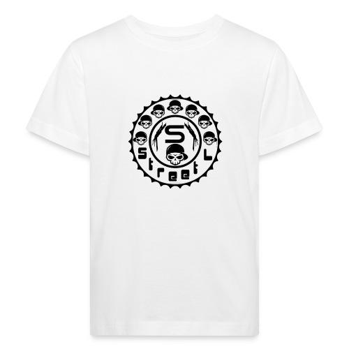 rawstyles rap hip hop logo money design by mrv - Ekologiczna koszulka dziecięca