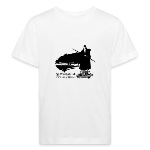 Legend_-_Newgrange3 - Kids' Organic T-Shirt