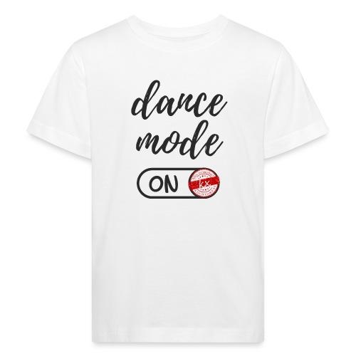 Shirt dance mode schw - Kinder Bio-T-Shirt