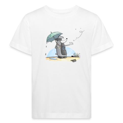 Snowflake - Økologisk T-skjorte for barn