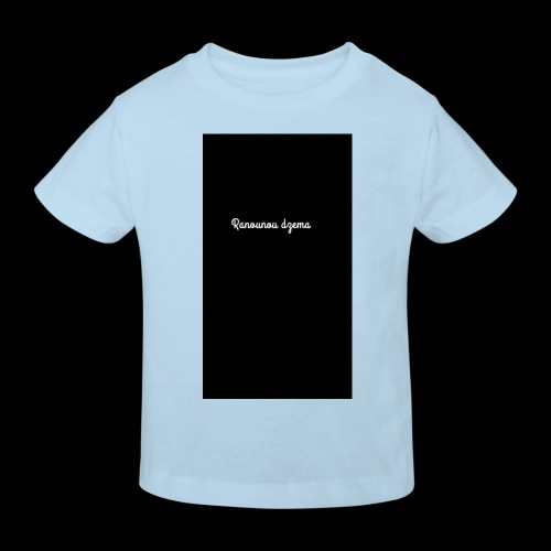 Body design Ranounou dezma - T-shirt bio Enfant