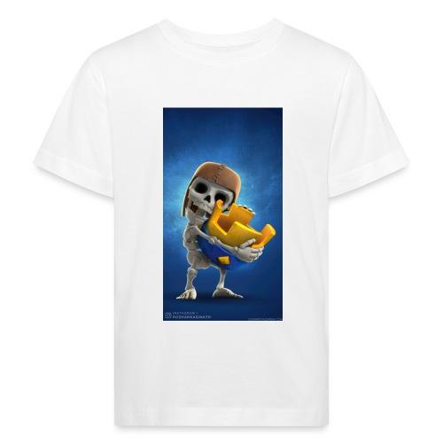 TheClashGamer t-shirt - Kinder Bio-T-Shirt