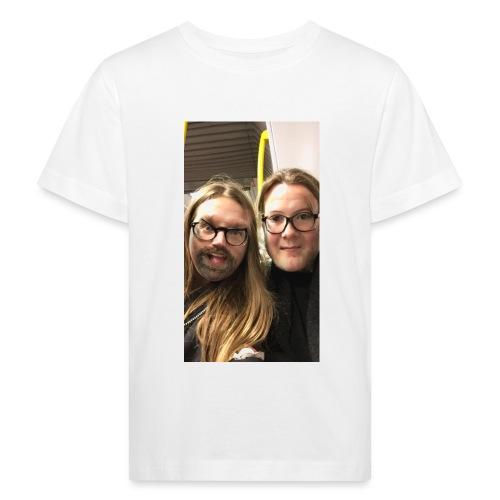 I just hit the switch *flip flip* - Ekologisk T-shirt barn