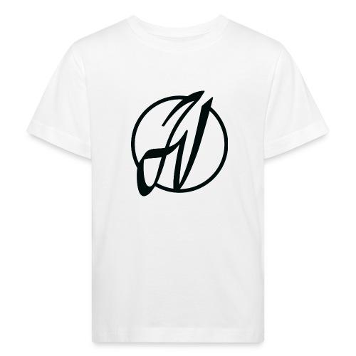 JV Guitars - logo noir - T-shirt bio Enfant