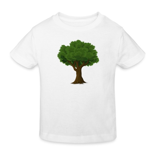Tree / Baum - Kinder Bio-T-Shirt