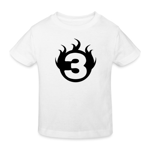 shoulder logoc - T-shirt bio Enfant