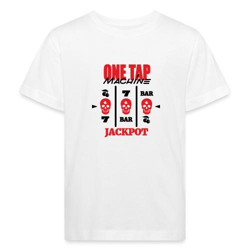 ONE TAP MACHINE CS:GO - Kids' Organic T-Shirt