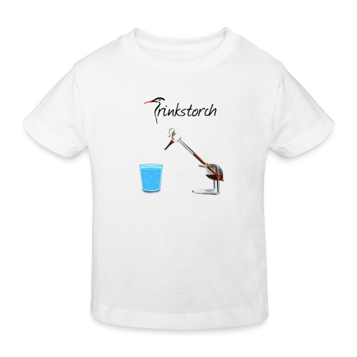 Trinkstorch - Kinder Bio-T-Shirt