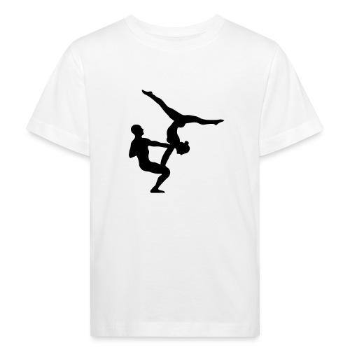 AcroYoga Counterbalance - Kinder Bio-T-Shirt