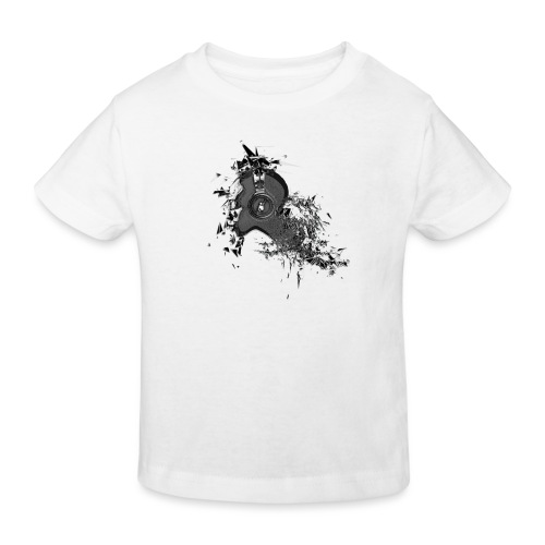 Music Head - Kinder Bio-T-Shirt
