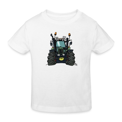 0255 F 824 - Kinderen Bio-T-shirt