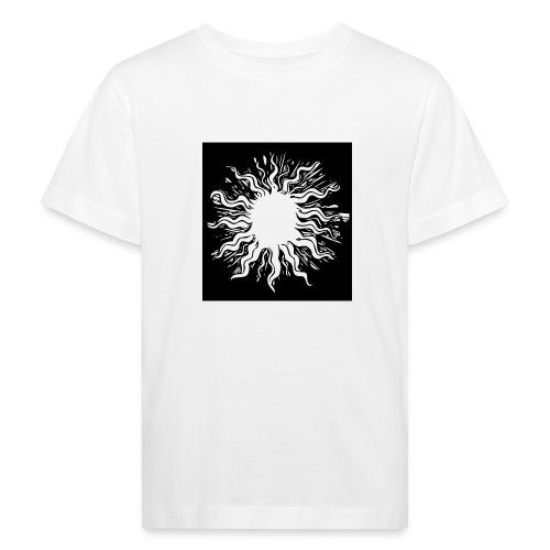sun1 png - Kids' Organic T-Shirt