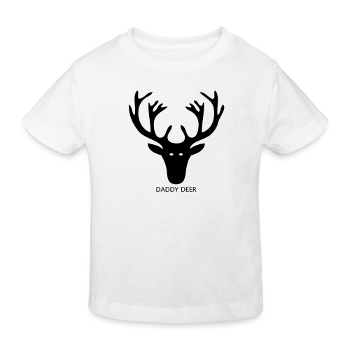 DADDY DEER - Kids' Organic T-Shirt
