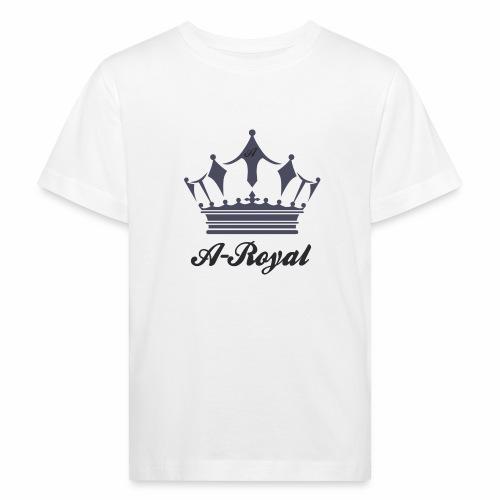 A-Royal - Maglietta ecologica per bambini