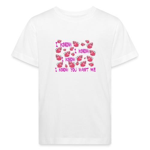 SWINE taza - Camiseta ecológica niño