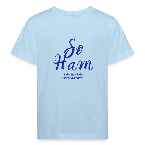 SOHAM - Maglietta ecologica per bambini