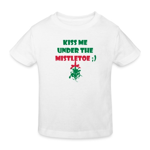 mistletoe - Kinder Bio-T-Shirt