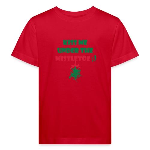 mistletoe - Kinder Bio-T-Shirt