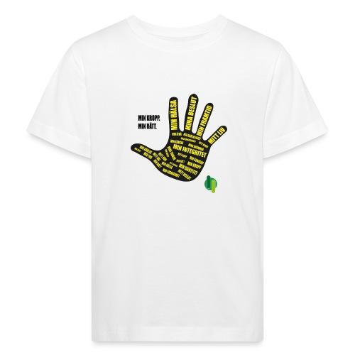 MinKroppMinrätt - Ekologisk T-shirt barn