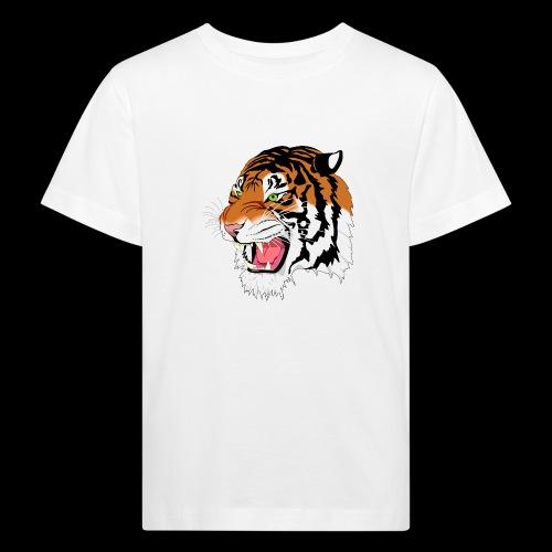 Sumatra Tiger - Kinder Bio-T-Shirt
