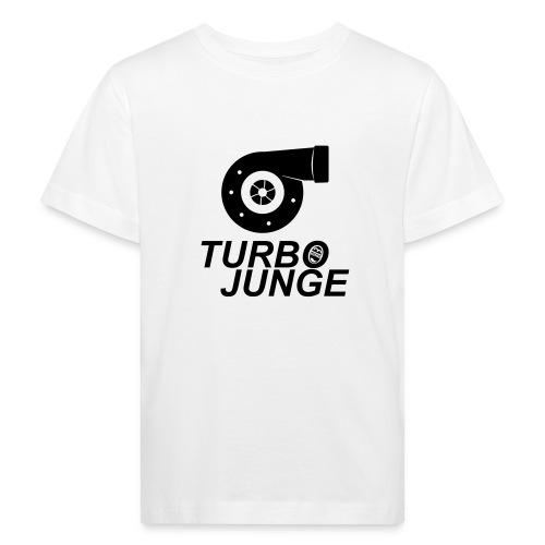 Turbojunge! - Kinder Bio-T-Shirt