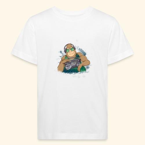 Gorilla Jungle Hiphop - Camiseta ecológica niño