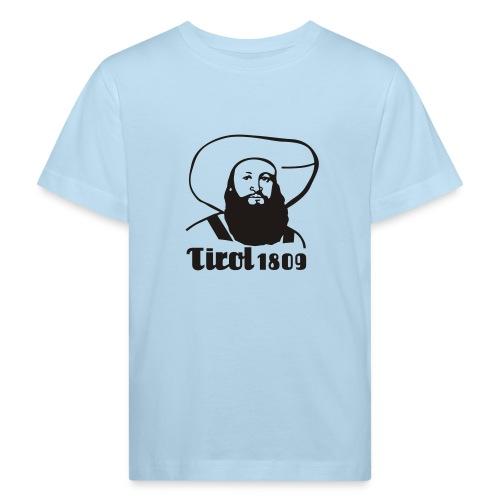 Andreas Hofer Silber1 - Kinder Bio-T-Shirt