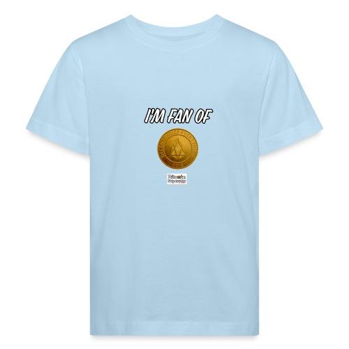 I'm fan of Eos - Maglietta ecologica per bambini