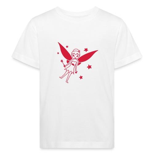 Motif Fée - T-shirt bio Enfant