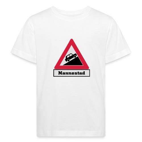 brattv nannestad a png - Økologisk T-skjorte for barn