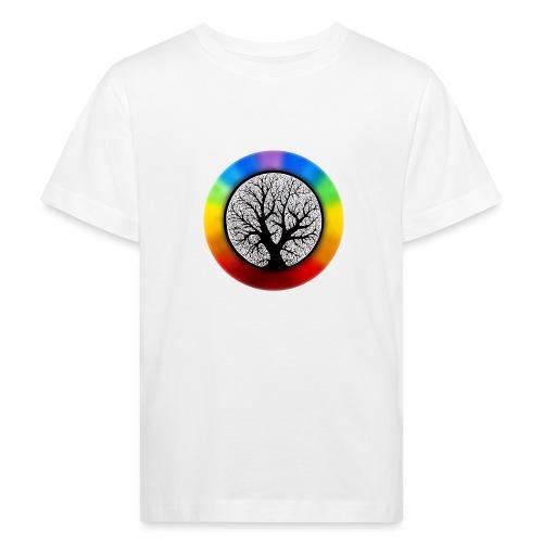 tree of life png - Kinderen Bio-T-shirt