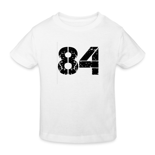 84 vo t gif - Kinderen Bio-T-shirt